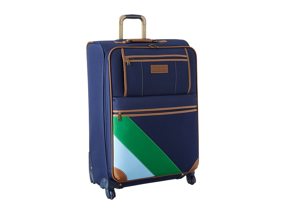 Tommy Hilfiger - Monterey Social Upright 28 Suitcase (Navy) Luggage
