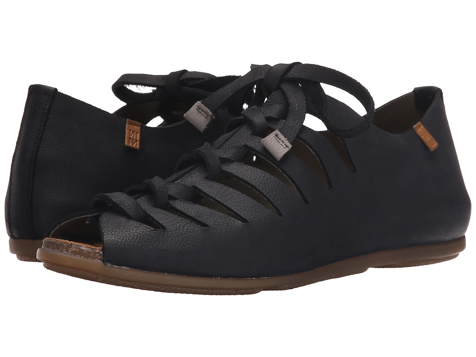 El Naturalista - Stella ND52 (Black) Women's Shoes