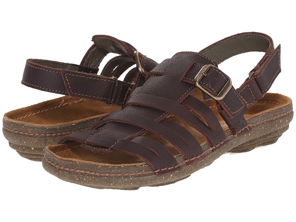 El Naturalista - Torcal N337 (Brown) Women