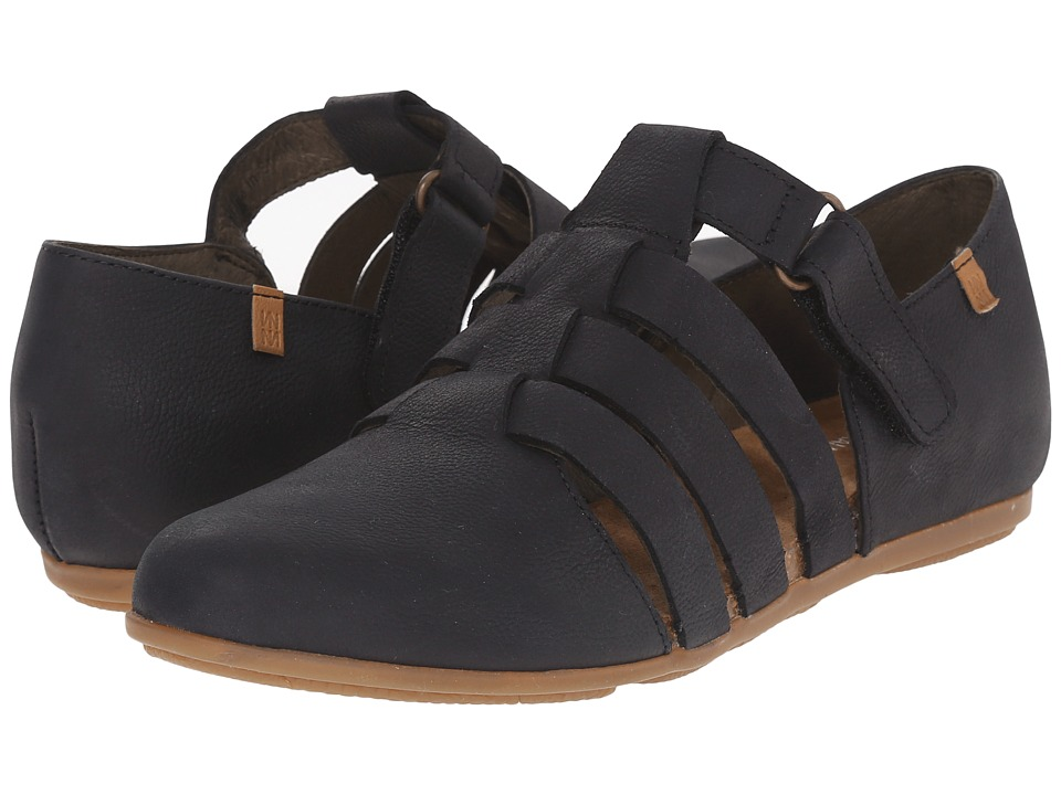 El Naturalista - Stella ND55 (Black) Women's Shoes