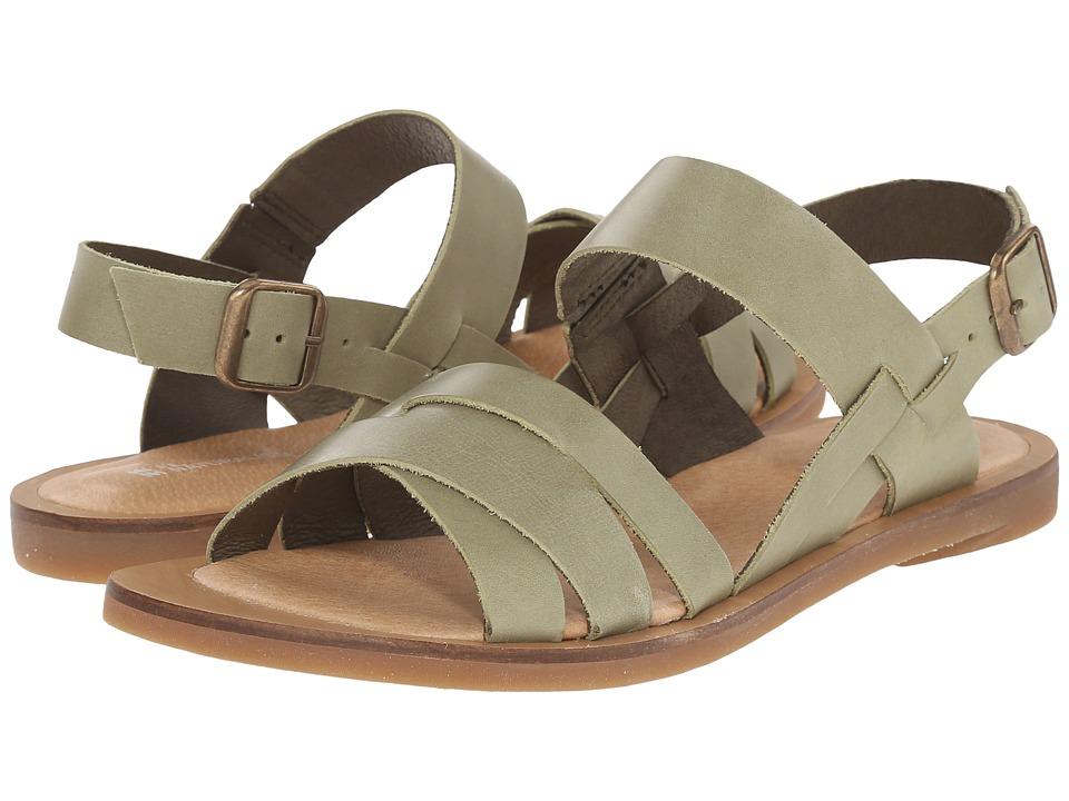 El Naturalista - Tulip NF33 (Moss) Women's Shoes