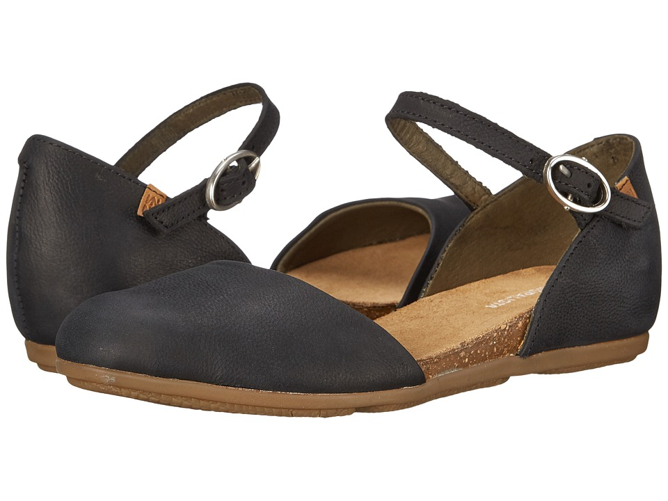 El Naturalista - Stella ND54 (Black) Women's Shoes