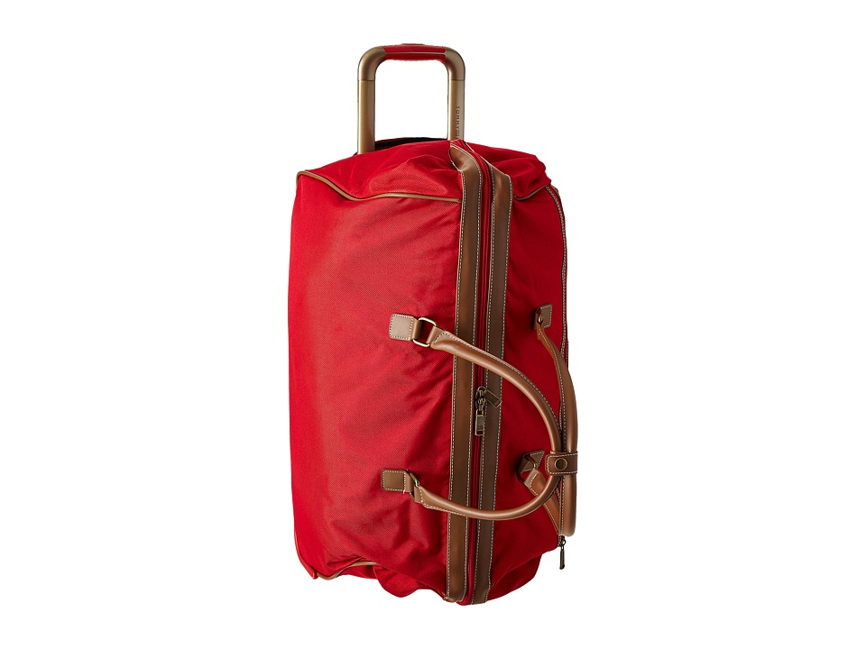 Tommy Hilfiger - Monterey Social Wheeled Duffel 22 (Red) Duffel Bags