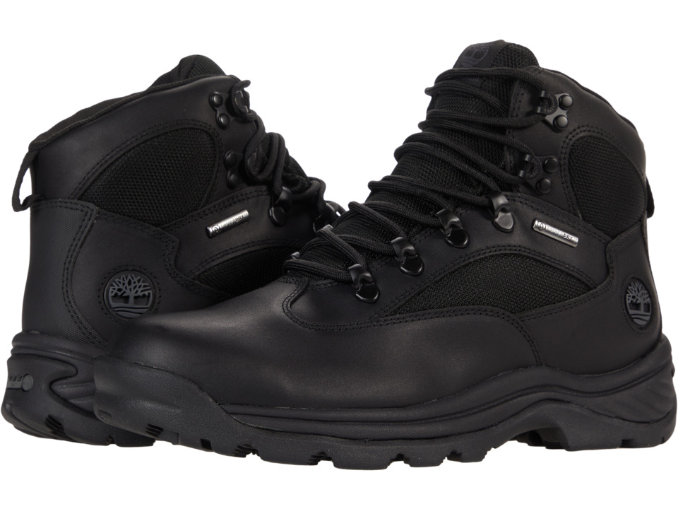 Timberland - Chocorua Trail GTX (Black) Men's Shoes