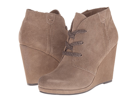 Dolce Vita - Gael (Taupe Suede) Women's Shoes
