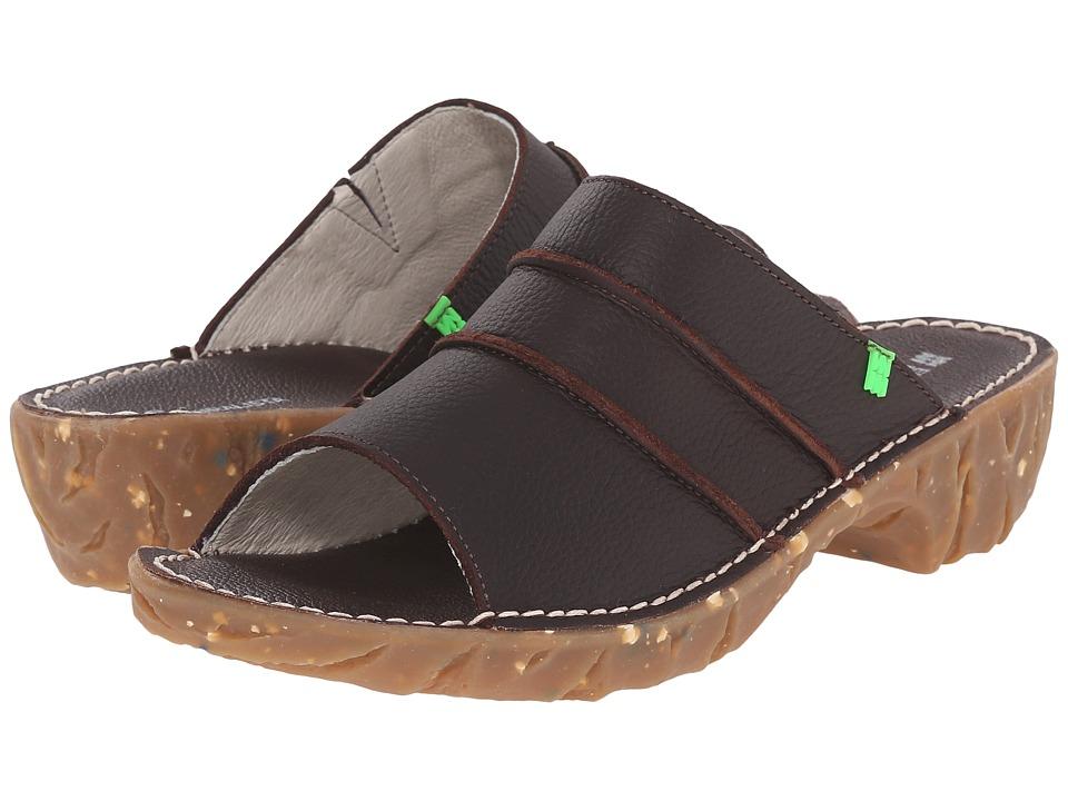 El Naturalista - Yggdrasil NC91 (Brown) Women's Shoes