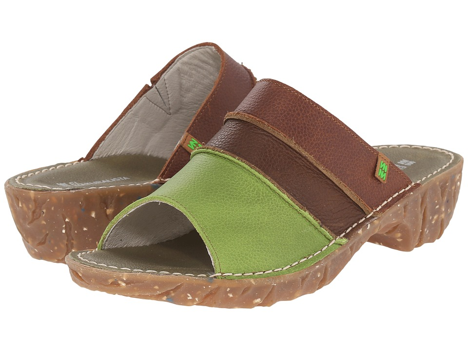 El Naturalista - Yggdrasil NC91 (Green Mixed) Women's Shoes