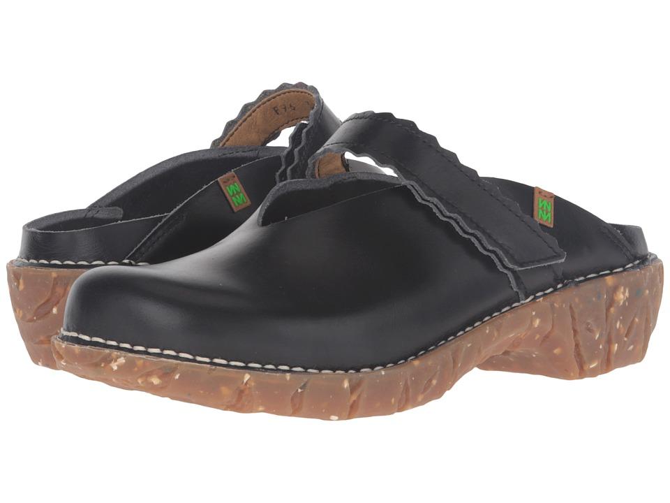 El Naturalista - Yggdrasil NF96 (Black) Women's Shoes