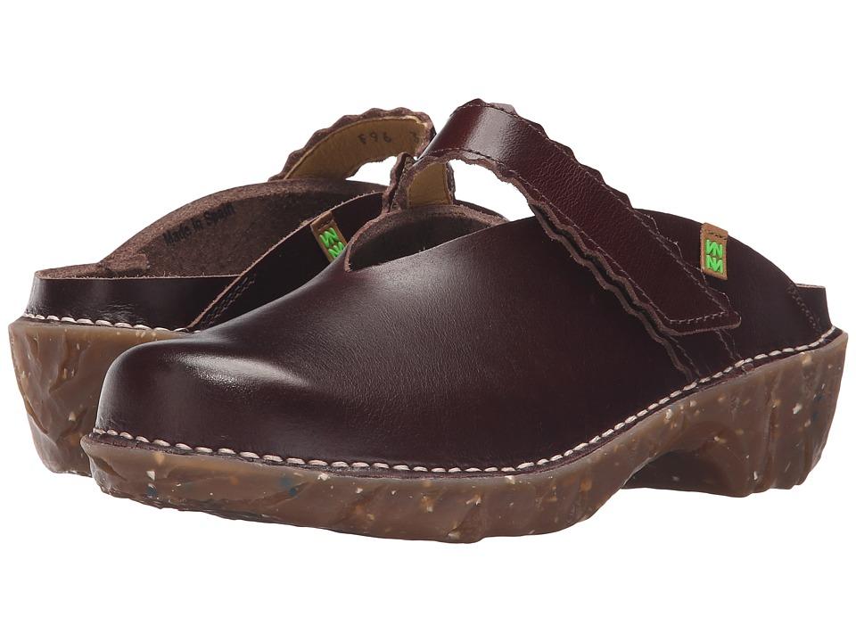El Naturalista - Yggdrasil NF96 (Brown) Women's Shoes