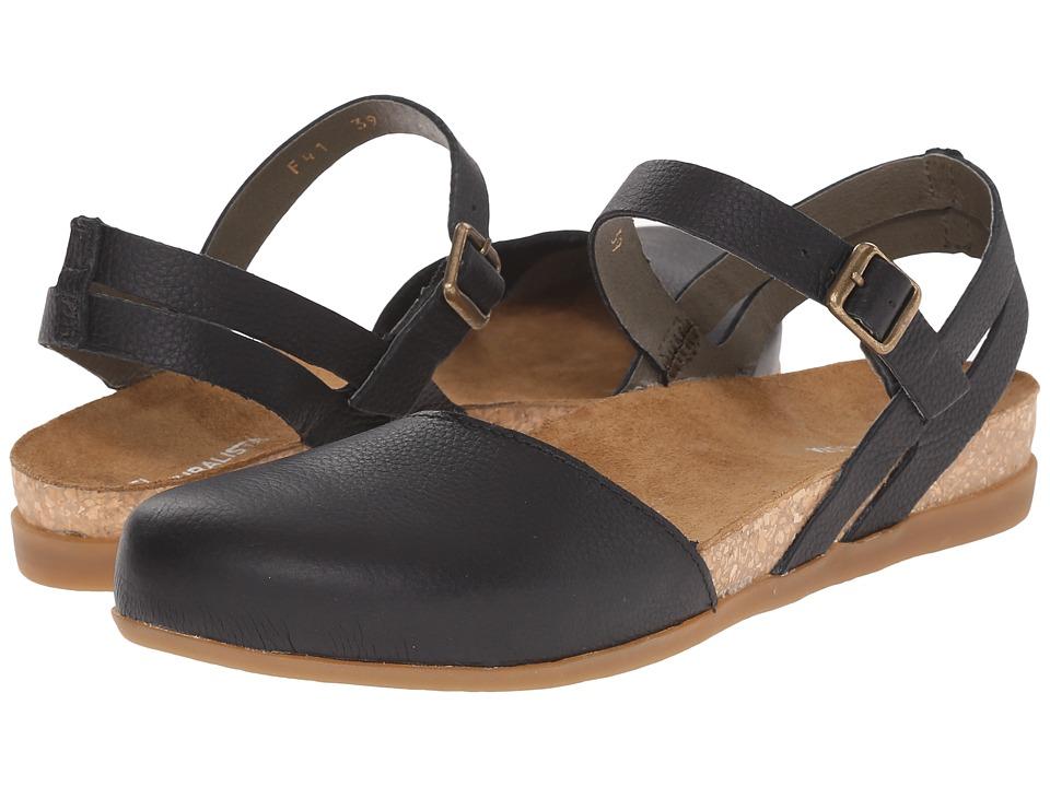 El Naturalista - Zumaia NF41 (Black) Women's Shoes