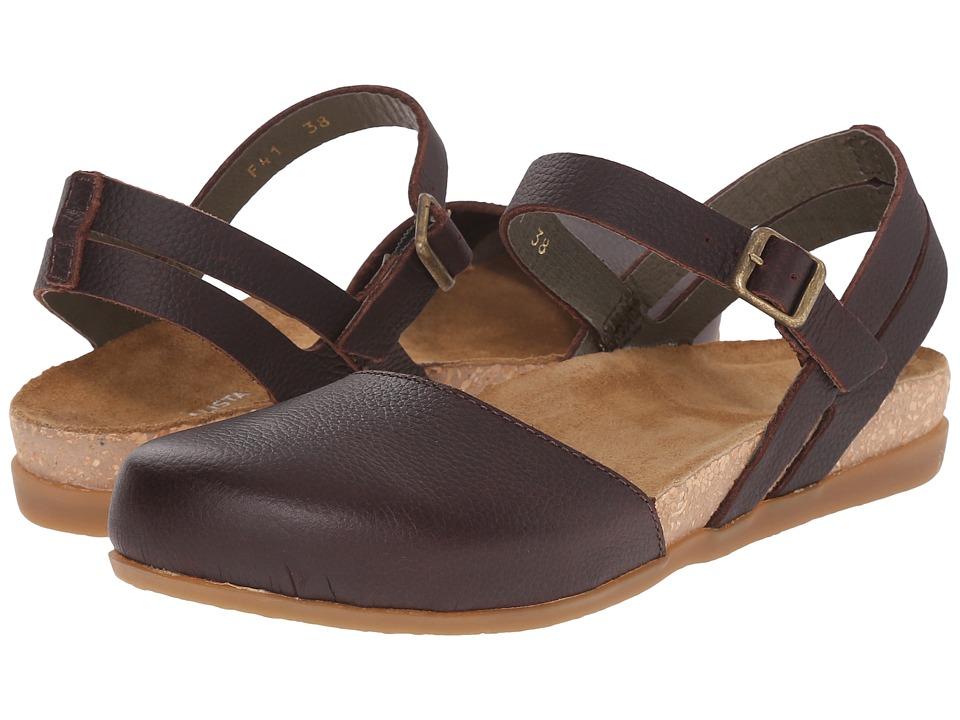 El Naturalista - Zumaia NF41 (Brown) Women's Shoes