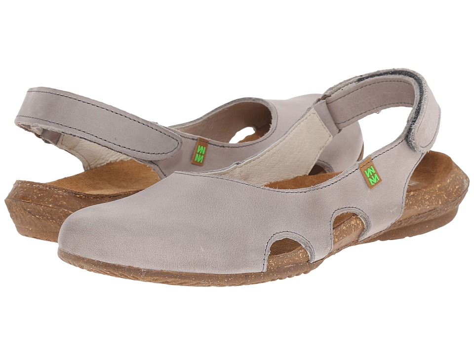 El Naturalista - Wakataua N413 (Grey) Women's Shoes
