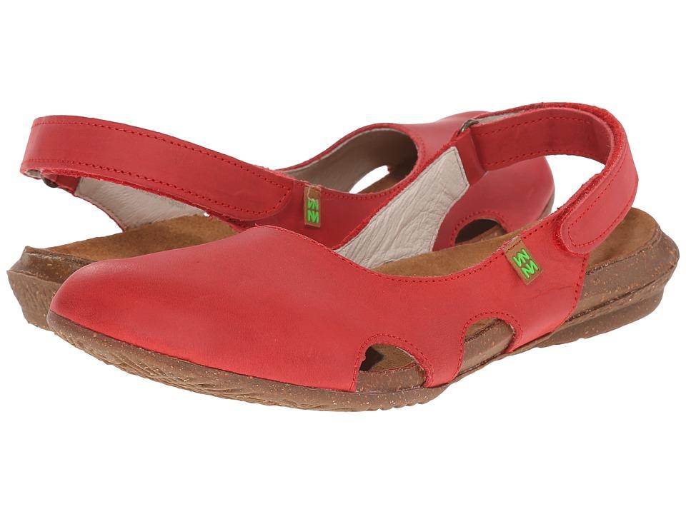 El Naturalista - Wakataua N413 (Grosella) Women's Shoes