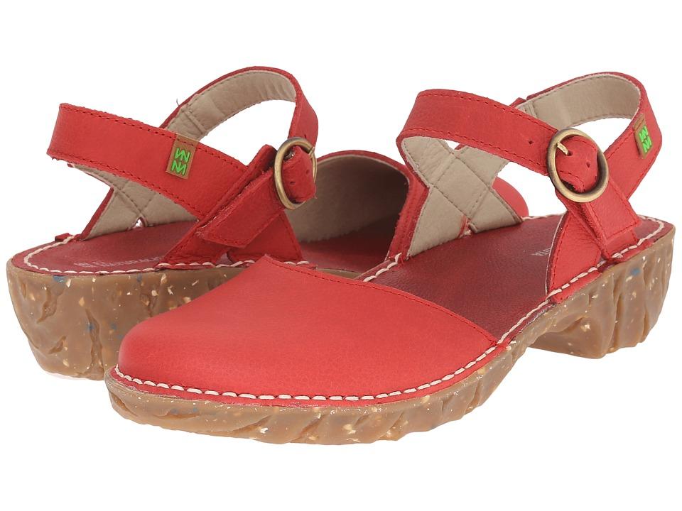 El Naturalista - Yggdrasil N178 (Grosella) Women's Shoes