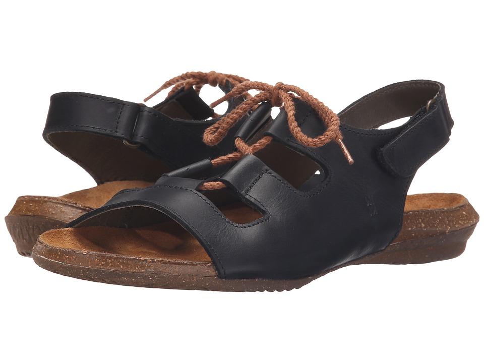 El Naturalista - Wakataua ND73 (Black) Women's Shoes