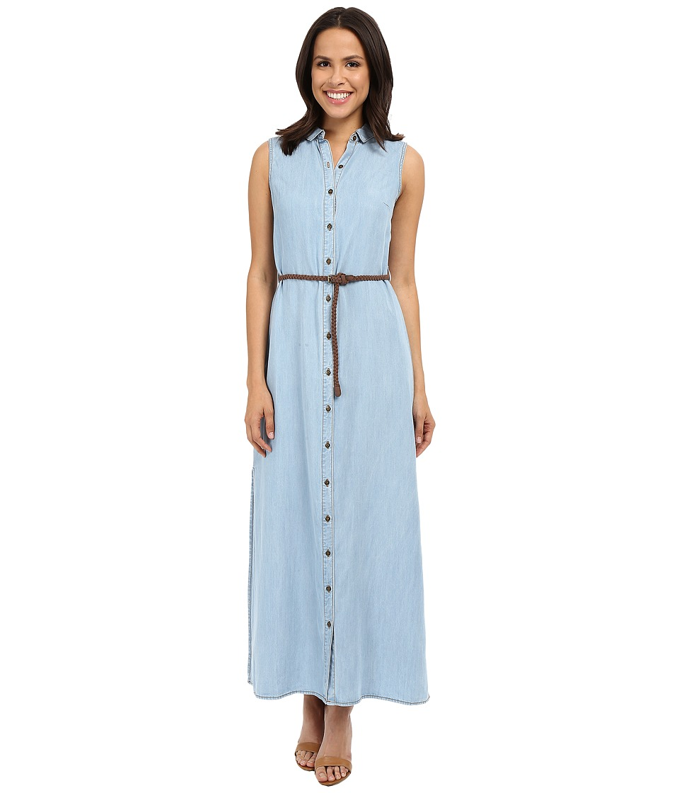 KUT from the Kloth - Victoria Dress (Light Blue) Women's Dress