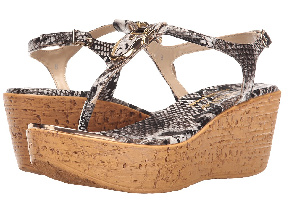 Callisto of California - Bindi (Python) Women's Sandals