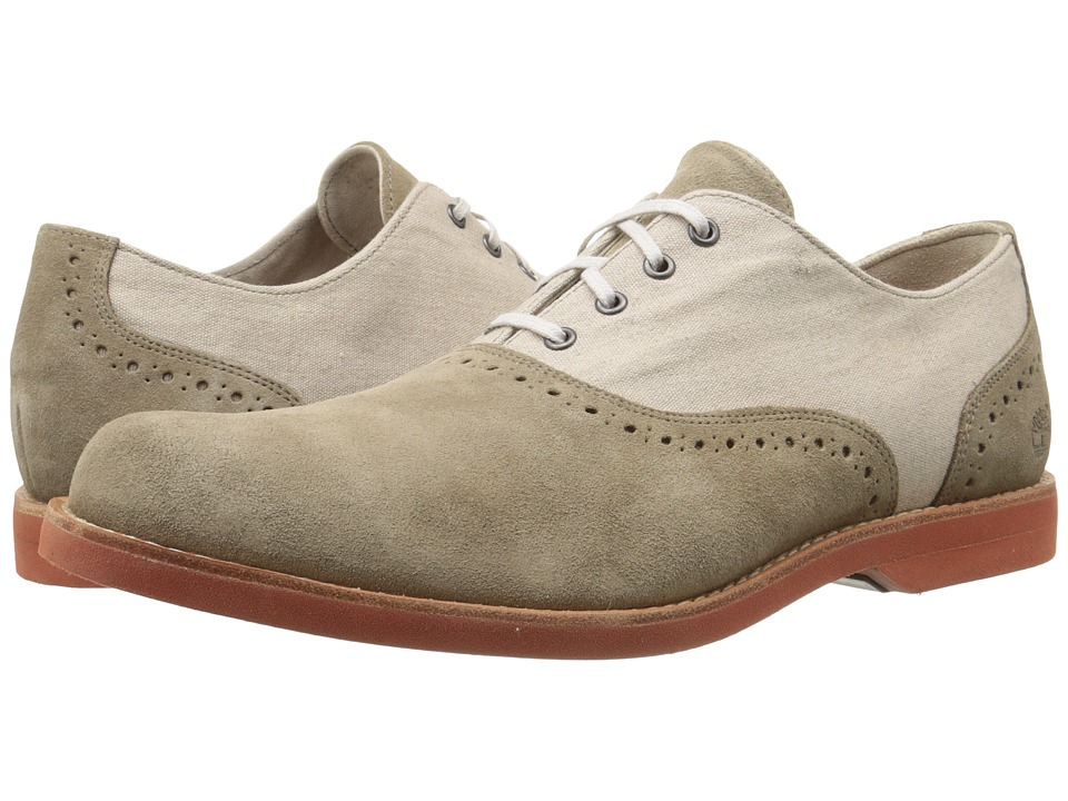 Timberland - Stormlite Lite Brogue (Tan) Men's Shoes
