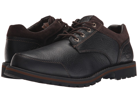 Timberland - Larchmont Oxford (Dark Brown) Men's Shoes