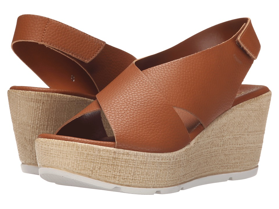 Callisto of California - Callye (Cognac) Women's Sandals