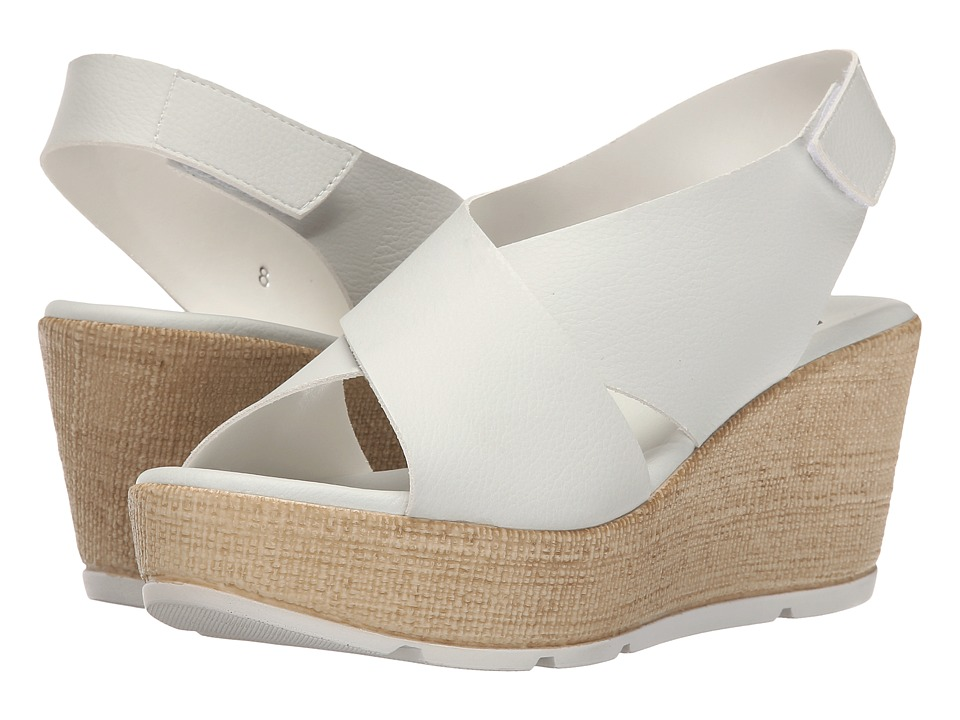 Callisto of California - Callye (White) Women's Sandals