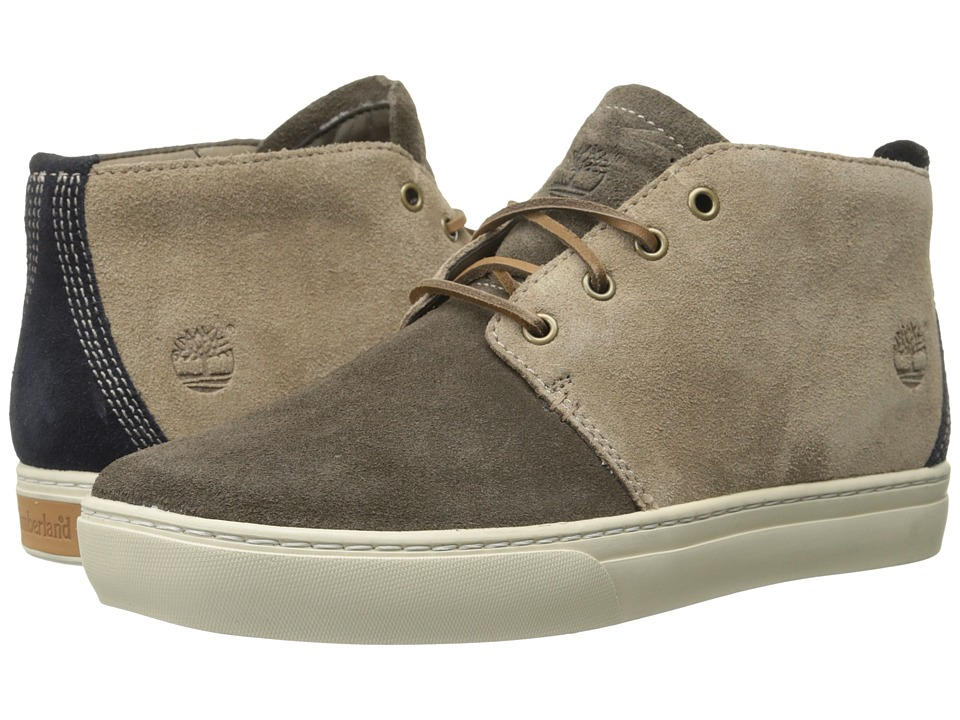 Timberland - Adventure 2.0 Cupsole Chukka (Brown/Greige) Men's Boots