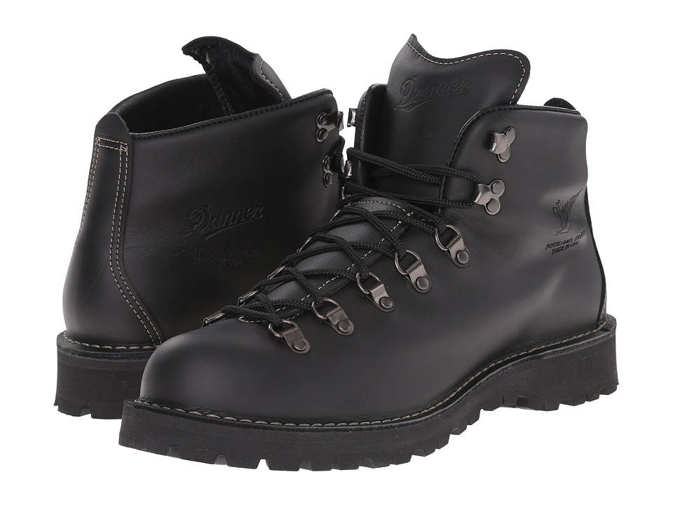 Danner - Mountain Light II (Black) Men's Boots