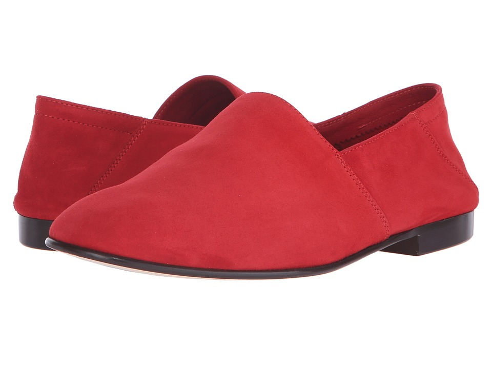 Mr. Hare - Arno (Red) Men's Slip on Shoes