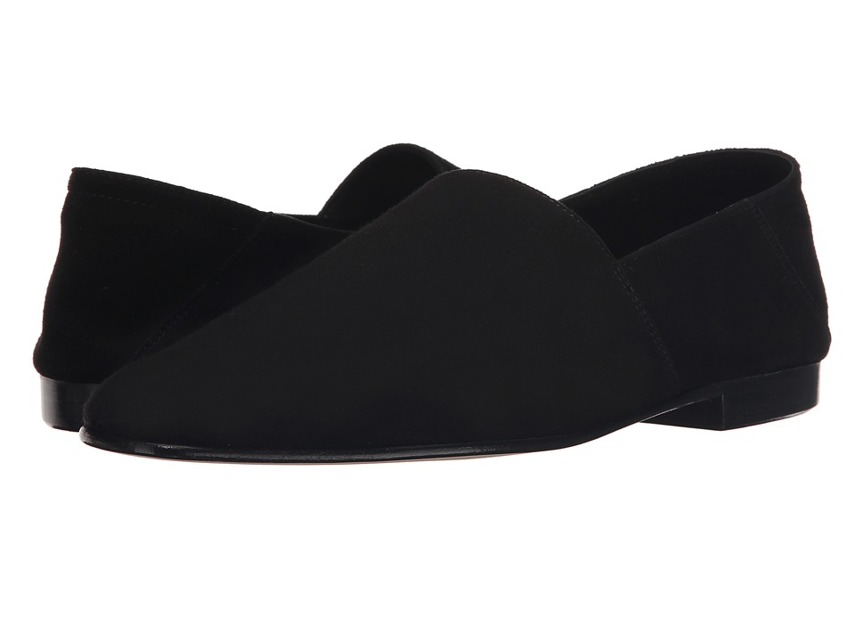 Mr. Hare - Arno (Black) Men's Slip on Shoes