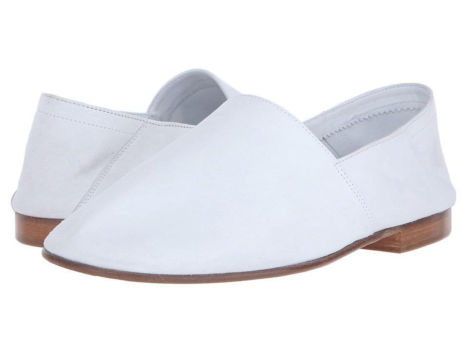 Mr. Hare - Arno (White) Men's Slip on Shoes