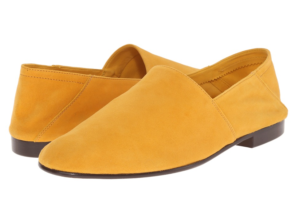 Mr. Hare - Arno (Yellow) Men's Slip on Shoes