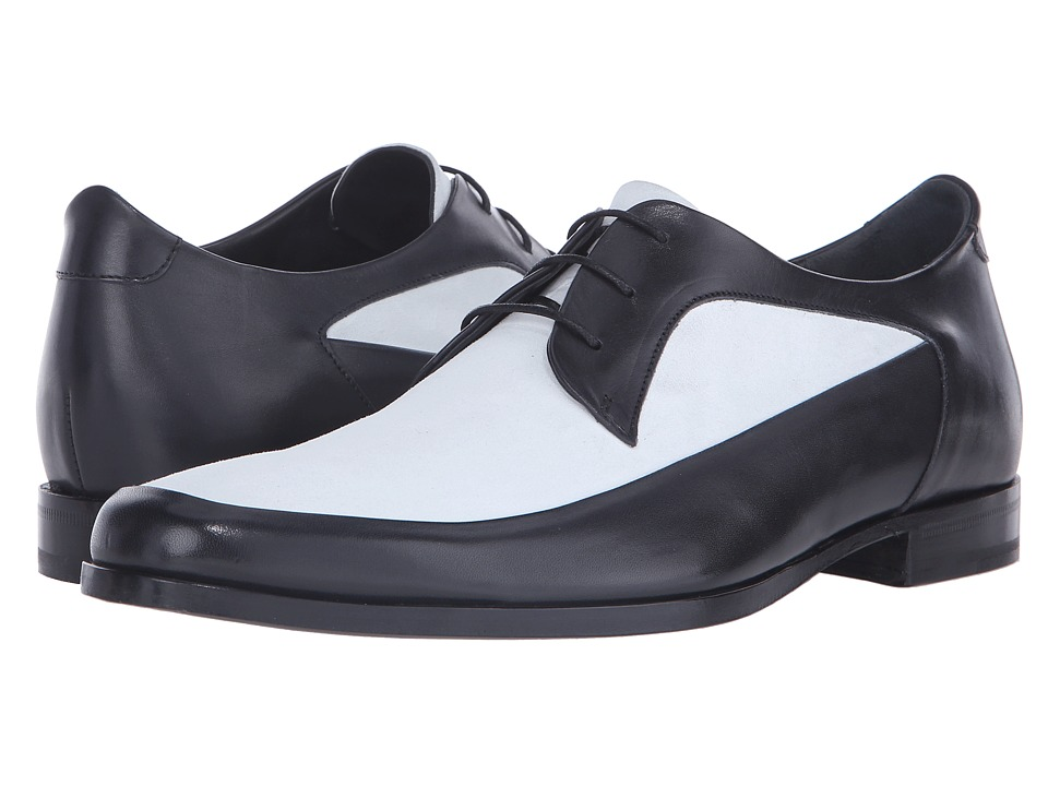 Mr. Hare - BB (Black/White) Men's Shoes