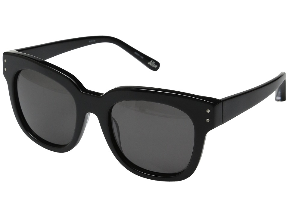 Elizabeth and James - Allen (Black/Smoke Mono Lens) Fashion Sunglasses