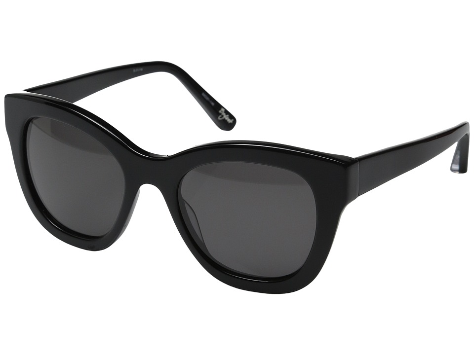 Elizabeth and James - Bryant (Black/Smoke Mono Lens) Fashion Sunglasses