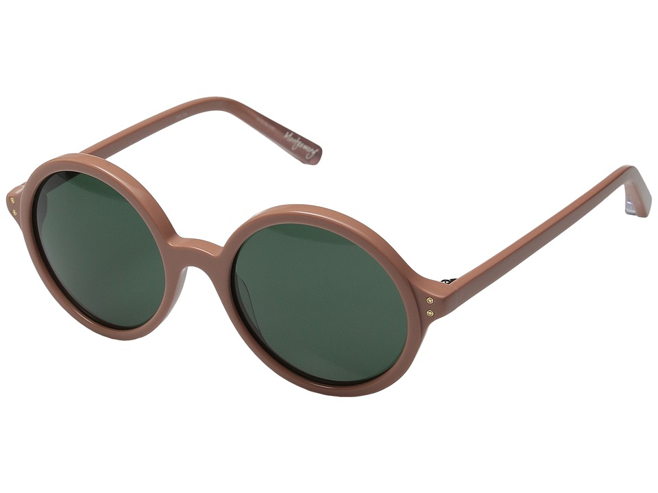 Elizabeth and James - Montgomery (Rose/Green Mono Lens) Fashion Sunglasses