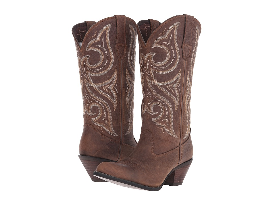 Durango - Jealousy 13 Wide Calf (Bomber Brown) Women's Boots
