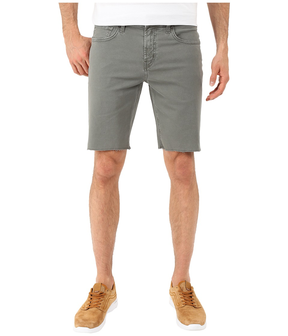 J Brand - Tyler Slim Cut Off Shorts (Sedona Sage) Men's Shorts