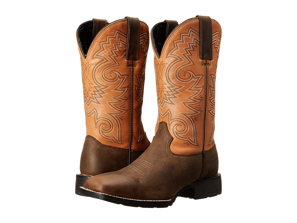 Durango - Mustang 12 Western (Brown/Peanut) Cowboy Boots