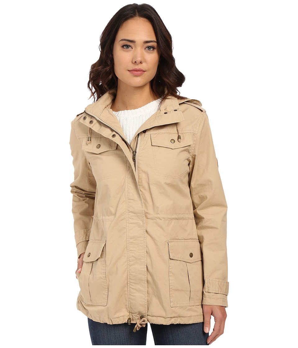 LAUREN Ralph Lauren - Four-Pocket Anorak (Prestige Khaki) Women's Coat