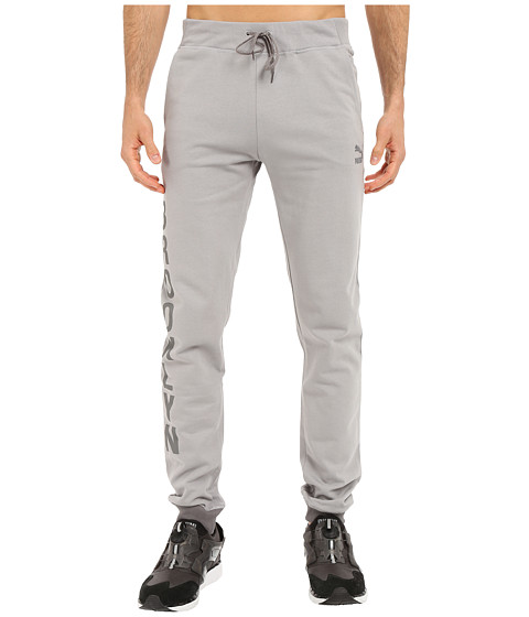 PUMA - Sweat Pants (Frost Gray) Men