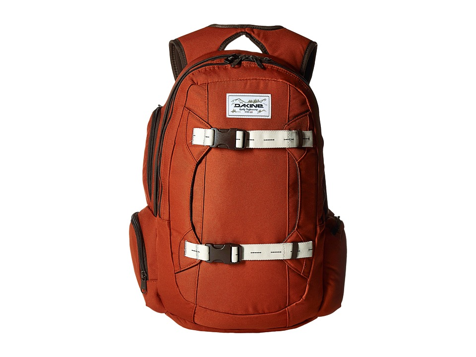 Dakine - Mission Backpack 25L (Brick) Backpack Bags