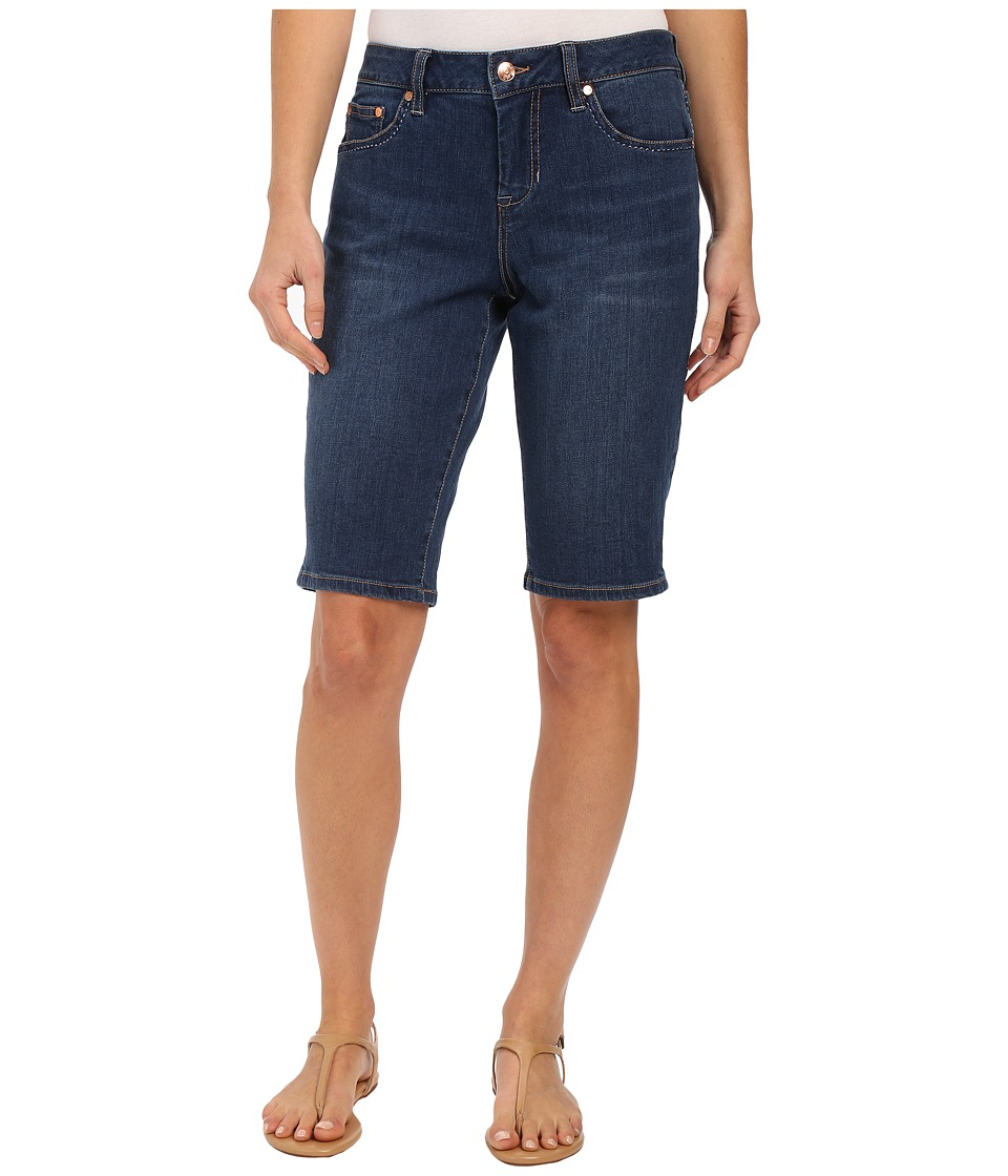 Jag Jeans - Willa Bermuda Republic Denim in Blue Shadow (Blue Shadow) Women's Jeans