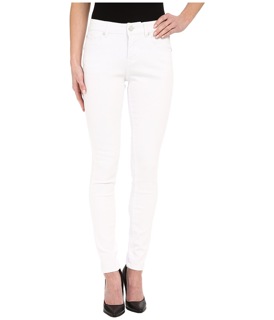 Jag Jeans - Westlake Skinny in White Denim (White) Women