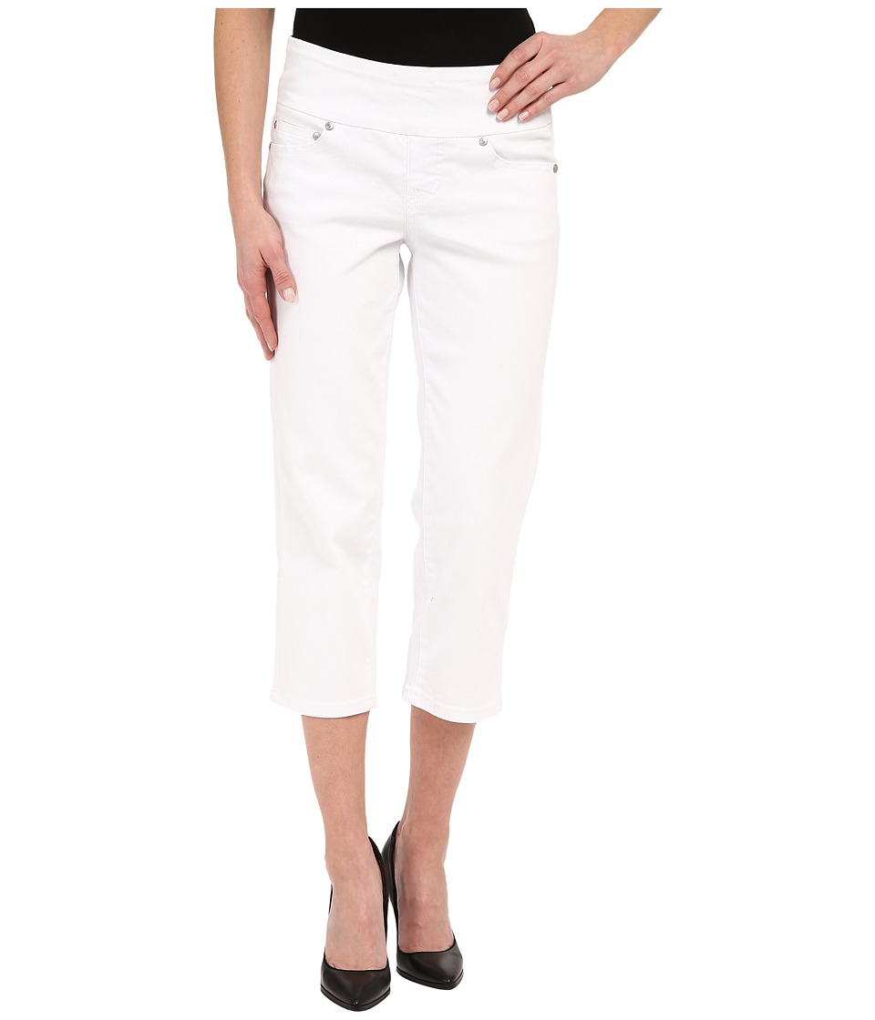 Jag Jeans - Echo Crop in White Denim (White) Women's Jeans