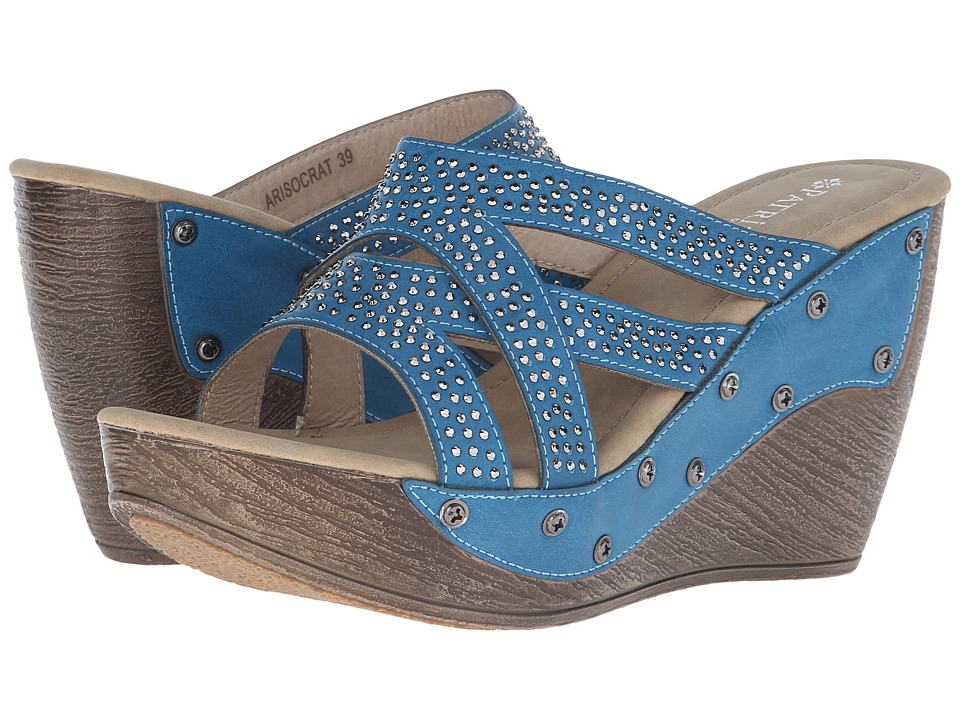 PATRIZIA Aristocrat (Blue) Women