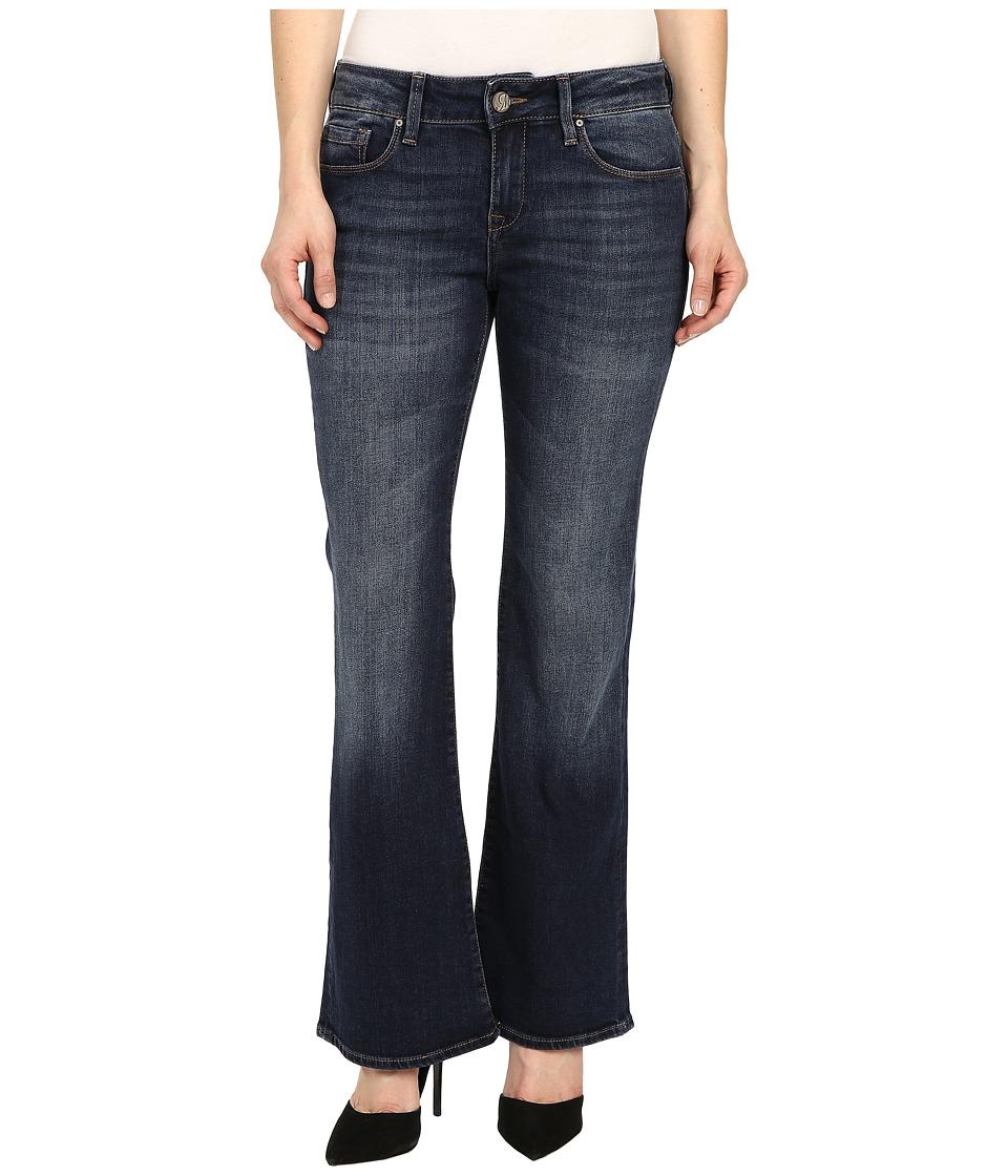 Mavi Jeans - Ashley Petite in Dark Tribeca (Dark Tribeca) Women's Jeans