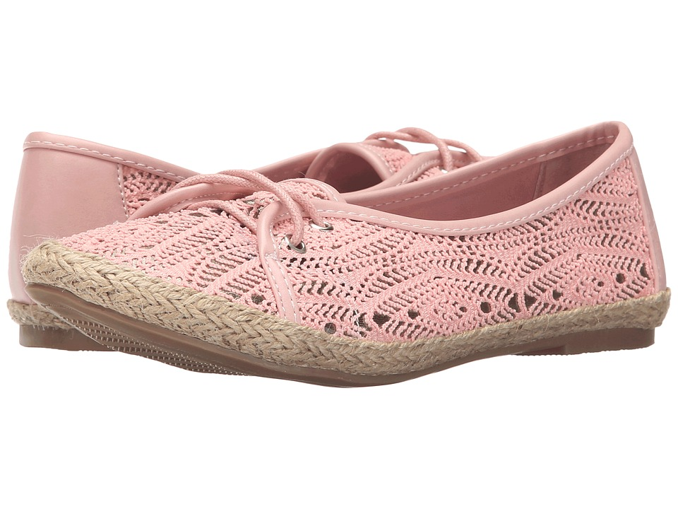 PATRIZIA - Contrast (Pink) Women's Lace up casual Shoes