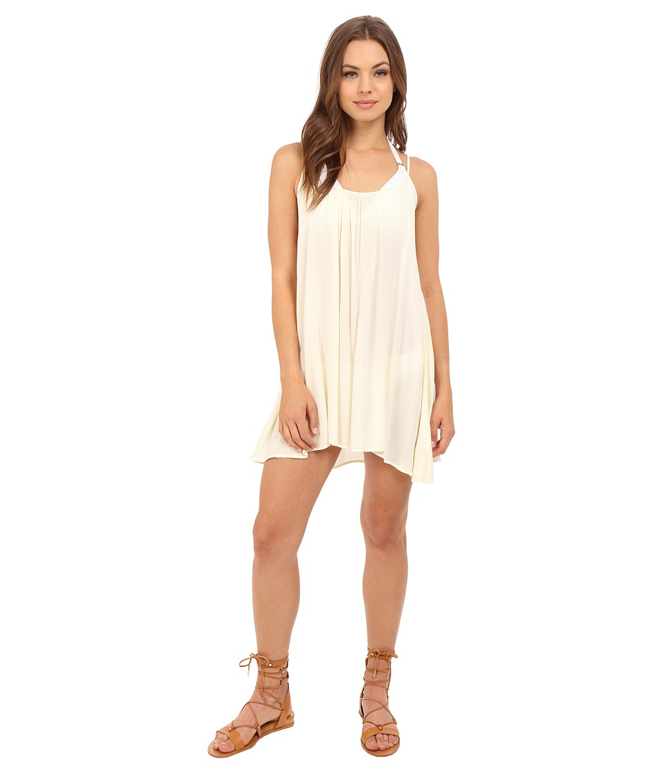 Roxy - Windy Fly Away Dress Cover-Up (Sea Spray) Women's Swimwear