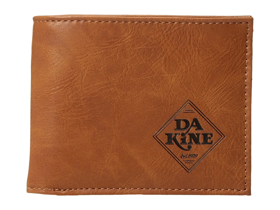 Dakine - Rufus Wallet (Brown) Wallet Handbags