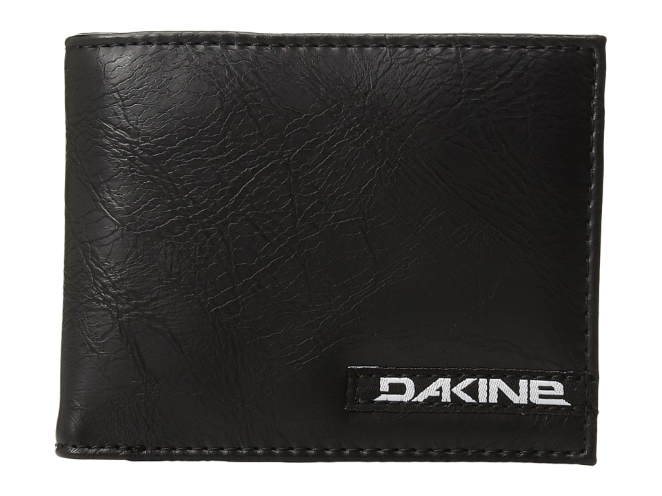 Dakine - Rufus Wallet (Black 1) Wallet Handbags